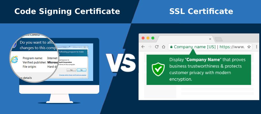 code-signing-certificate-vs-ssl-certificate