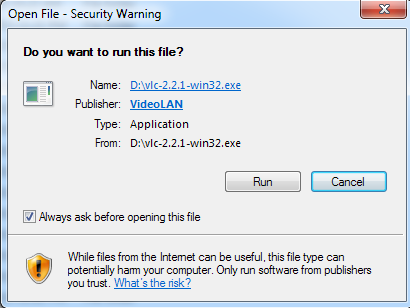 install-software-file